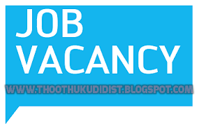Job Vacancy In Thoothukudi District Eco Care M S South Ganga Waters Technologies Private Limited