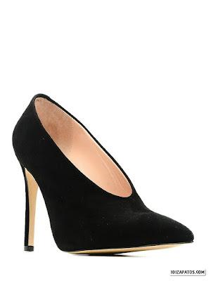 Zapatos Negros para Mujeres
