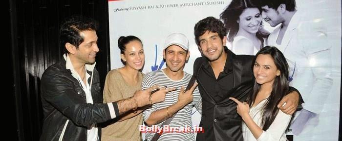Harmeet Singh, Suyyash Rai, 'Khushnuma' Album Launch Pics