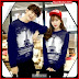 BJR020 Model D Baju Couple Paris Murah Grosir BMG