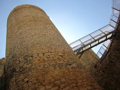 Torre del homenaje del Castell de Mur