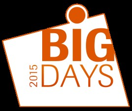 Big Days: Small Feet - Big Steps 2015 Logo
