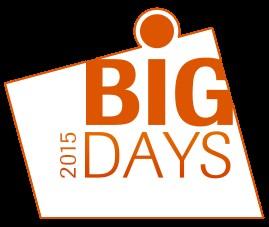 Big Days: Small Feet - Big Steps 2015 Logo