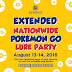 SM Supermalls' Nationwide Pokémon Go Lure Party - August 12 - 13, 2016
