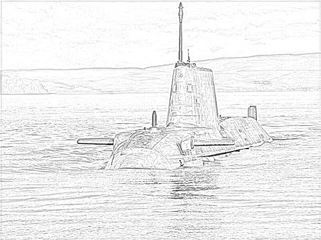 Submarines coloring.filminspector.com