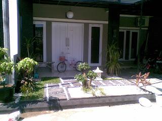 Harga pembuatan taman halaman depan rumah