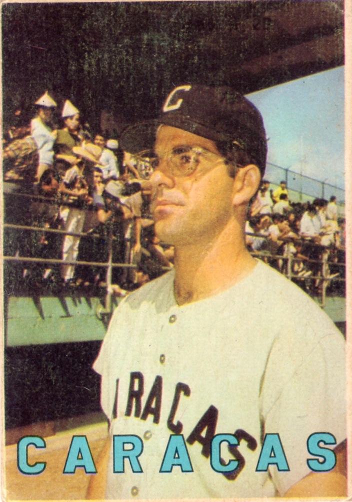 Number 5 Type Collection 1967 Venezuelan 5 Octavio Rojas