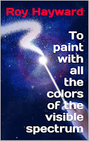 Paint with all the Colors of the Visible Spectrum