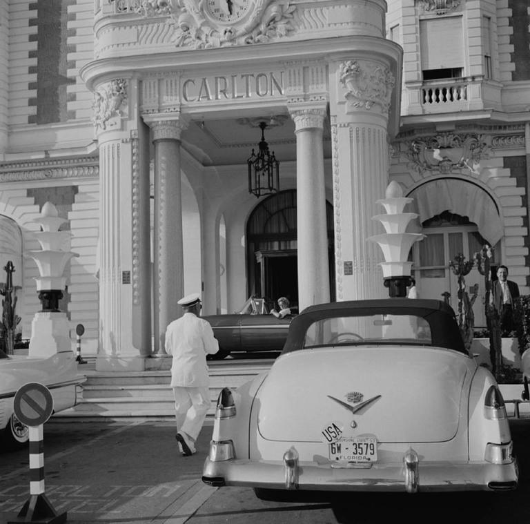 Slim Aarons The Carlton Hotel {Cool Chic Style Fashion}