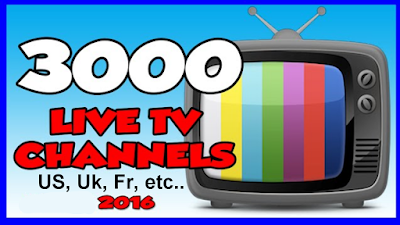 The Best Live TV IPTV Channels (Us,Uk,Fr, etc..) Addon On Kodi/Xbmc (IPTV ANONIMOUSKODI Addon)