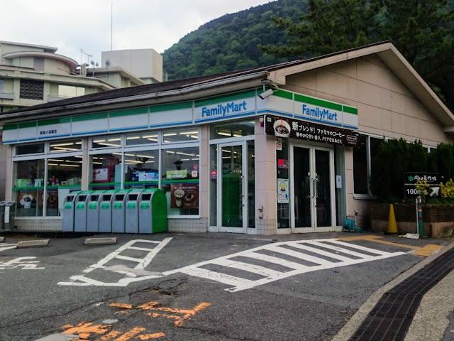 東海道 国道1号 ファミリーマート