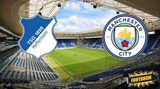 Манчестер Сити – Хоффенхайм прямая трансляция онлайн 12/12 в 23:00 по МСК.