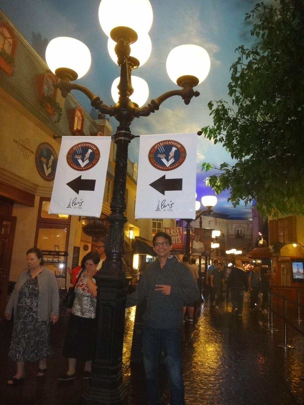 hotel e cassino Paris - Las Vegas