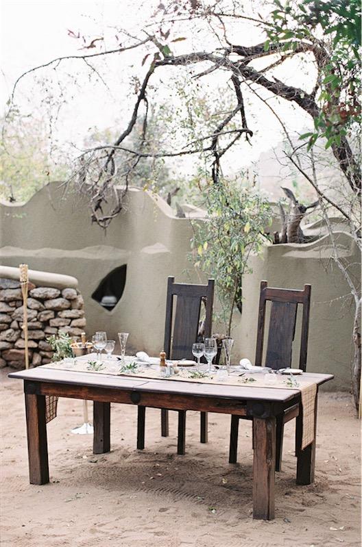 boda en África chicanddeco