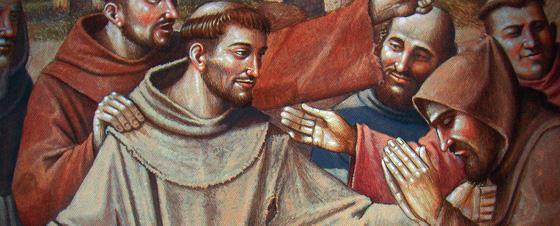 O jeito franciscano de não ter cargo de mando