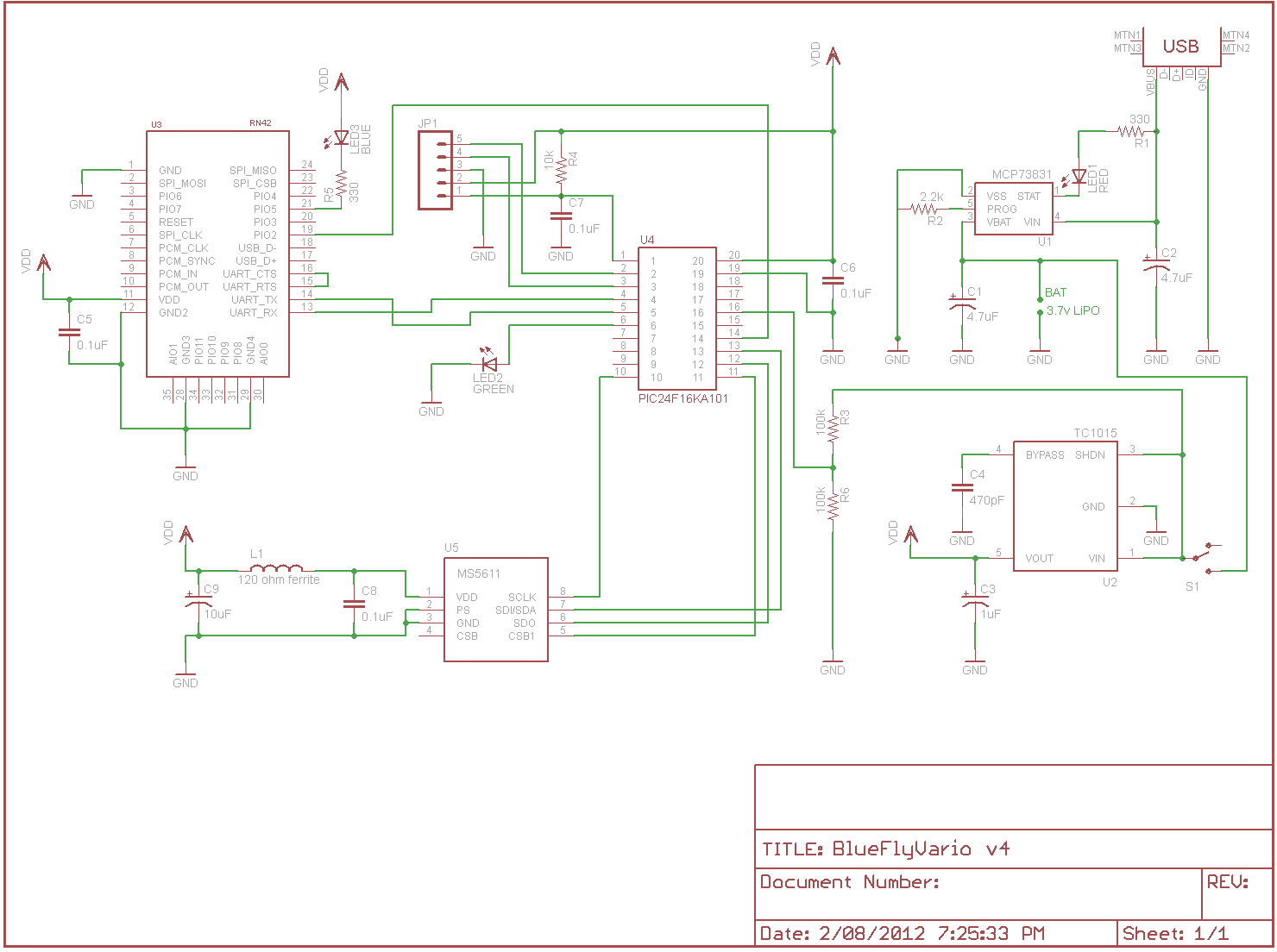 Below is a picture of the current circuit I am using for the prototypes. I  will spend a little time describing how it work and how to make it better.