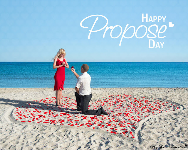 image of propose day