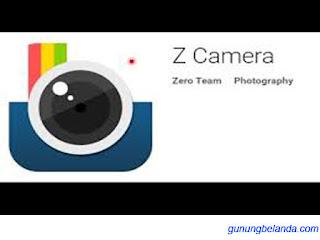 Z Camera Versi 2.44 - Camera Tercepat 2017