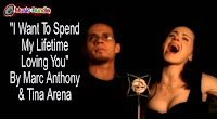 I want to spend my lifetime loving you (karaoke, mp3, minus one and lyrics) free download.