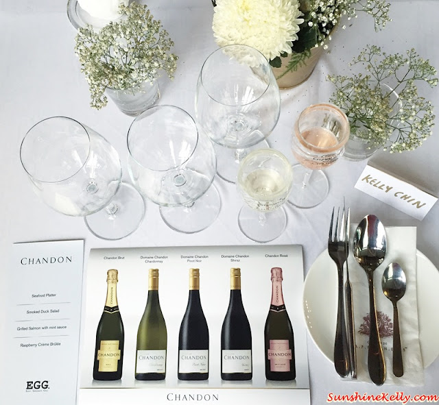 Bubbly Afternoon with Chandon, EGG, Chandon