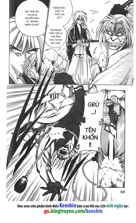 Rurouni Kenshin chap 51 trang 4