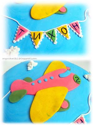 мастичный торт для мальчика