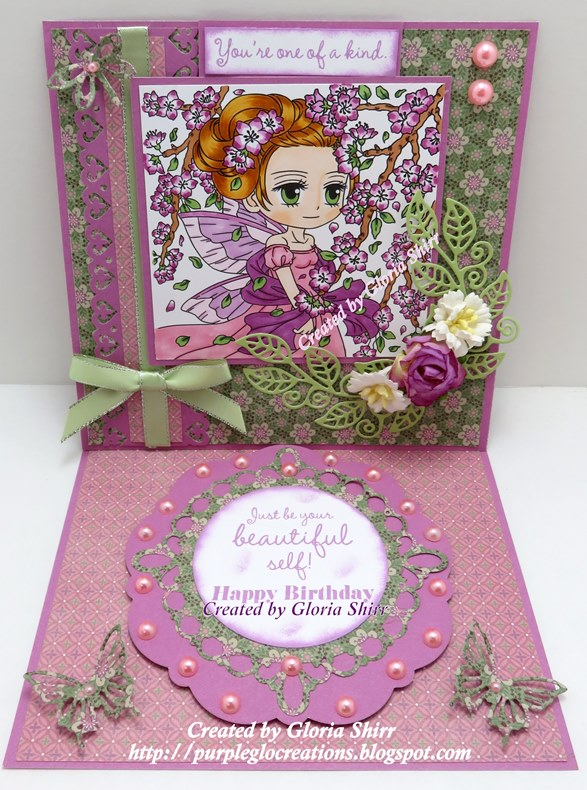 Featured Card at Simply Papercraft