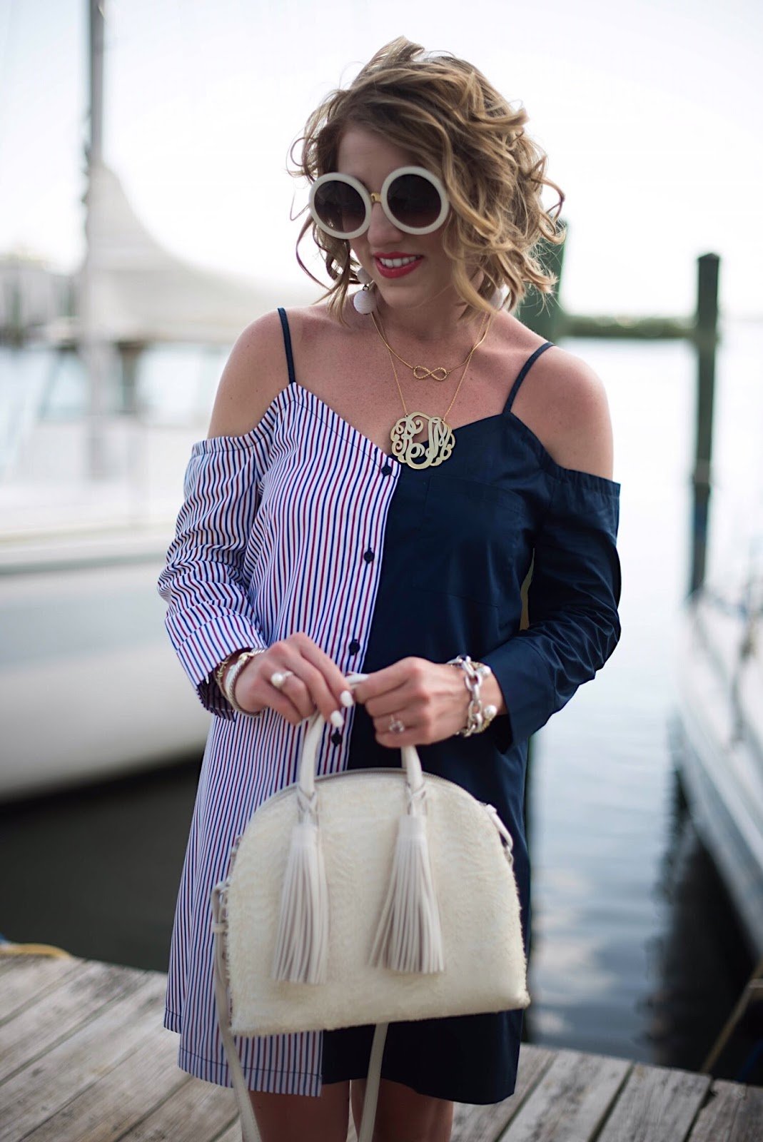 July 4th Outfit Inspiration - Click through to see more on Something Delightful Blog!