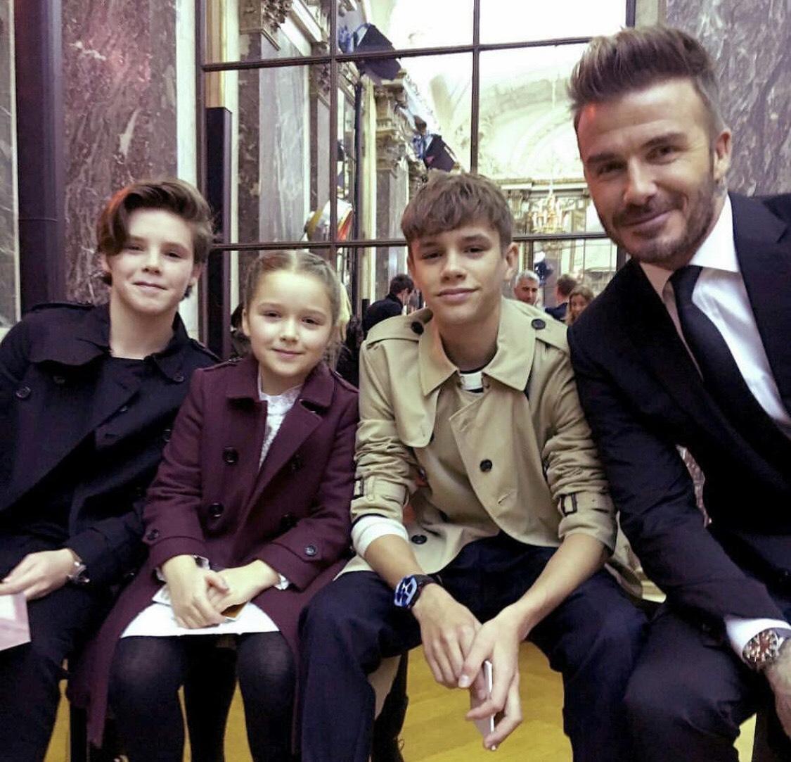 Beckham Kinder