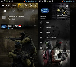 BBM Mod Counter Strike