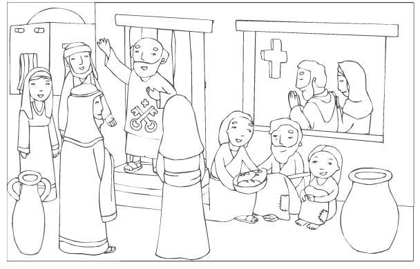 Religión Las Vegas: VIDA DE LAS PRIMERAS COMUNIDADES