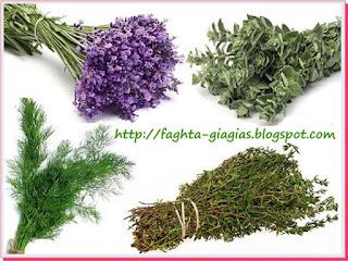 Πότε και πως συλλέγουμε βότανα και αρωματικά φυτά - επεξεργασία και αποθήκευση ⇒ από «Τα φαγητά της γιαγιάς»