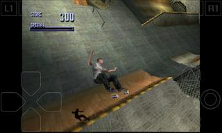 Download Game Tony Hawks Pro Skater  PS1 ISO Ukuran Kecil