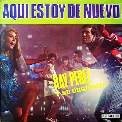 AQUI ESTOY DE NUEVO - RAY PEREZ (1971)
