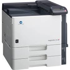 Image Konica Minolta magicolor 8650 Printer Driver