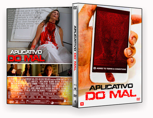 DVD-R Aplicativo do Mal 2018 – AUTORADO