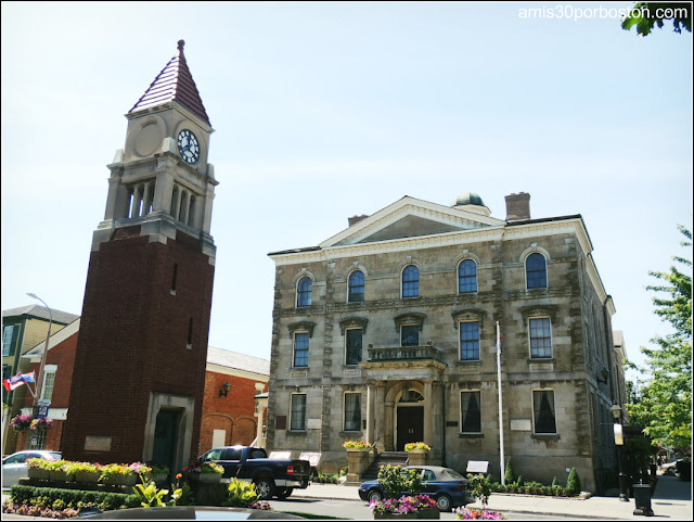 The Memorial Clock Tower, Niagara-on-the-Lake