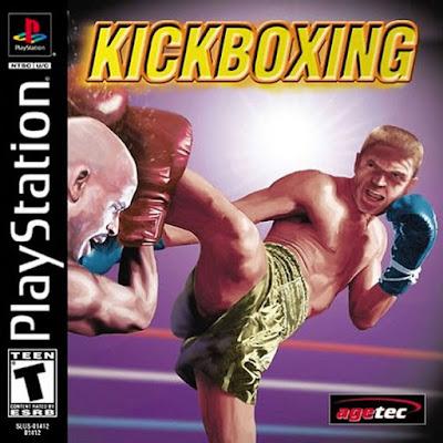descargar kickboxing psx mega