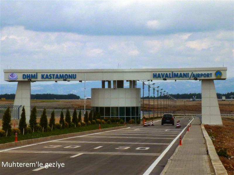 kastamonu airport