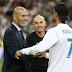 """Zidane: """"Cristiano é um extraterrestre, é o melhor"""""""