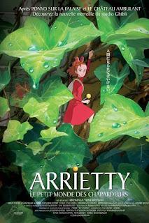 19 dessins animés pour les enfants famille tout age magnifique arrietty