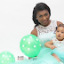 Nollywood Actress Ufuoma McDermott shares beautiful photos of her daughter as she clocks one...