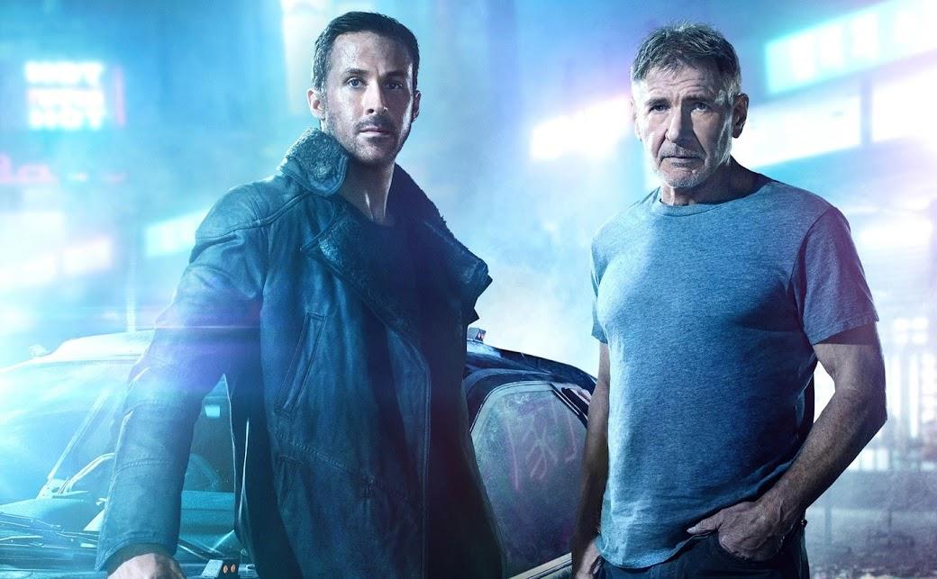 Blade Runner 2049 | Diretor confirma classificação para maiores + Gosling e Ford em imagens inéditas