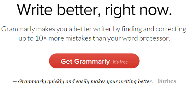 Try Grammarly Now