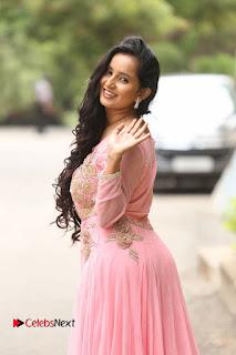 Actress Ishika Singh Pictures at Karulo Shikarukelithe Teaser Launch  0020.JPG