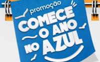 Promoção Comece o ano no Azul Caixa comeceoanonoazul.com.br