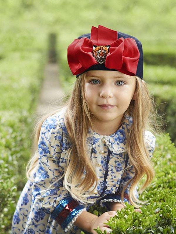 Vestidos de nenas primavera verano 2018 tendencias internacionales.