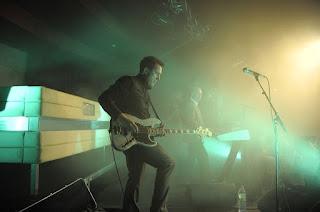 Imagen de OMD en directo en 2011