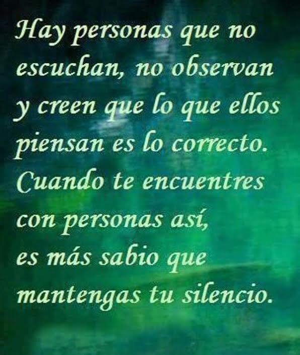 Telde Habla La Frase De Hoy Por Rita Benitez