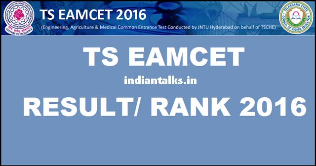 Telangana-TS-EAMCET-2016-Results